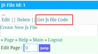 Wapkiz get js file code