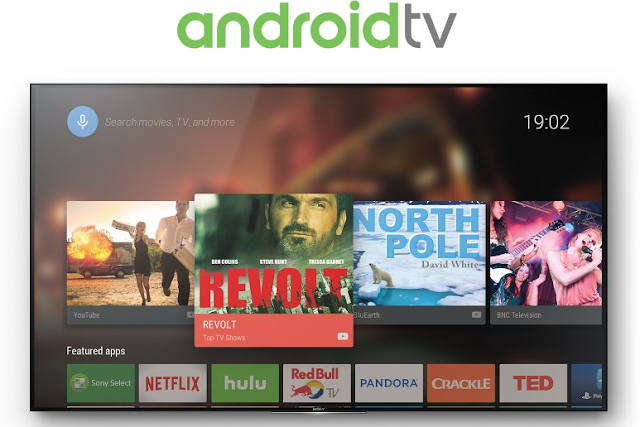 android tv tocom