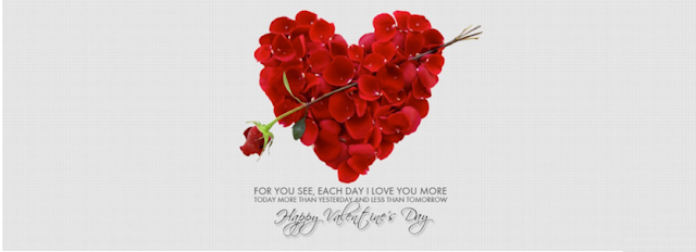 Valentines day FB cover pics