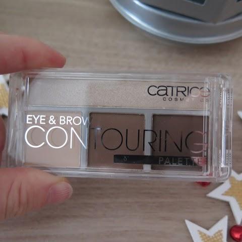 Catrice Akių ir Antakių Kontūravimo Paletė 020 BUT FIRST, HOT COFFEE!*