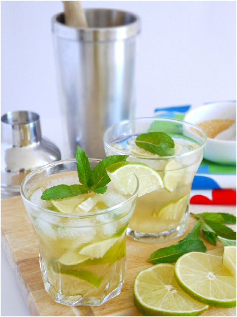 Recette Tequila Caipirinha
