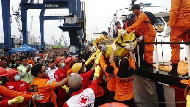 Korban Jatuhnya Pesawat Lion Air JT-610 Dapat Santunan Rp 1,25 M