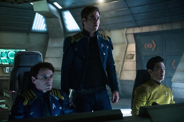Star Trek: Do neznáma (Star Trek: Beyond) – Recenze