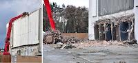 Abriss Deutschlandhalle Berlin
