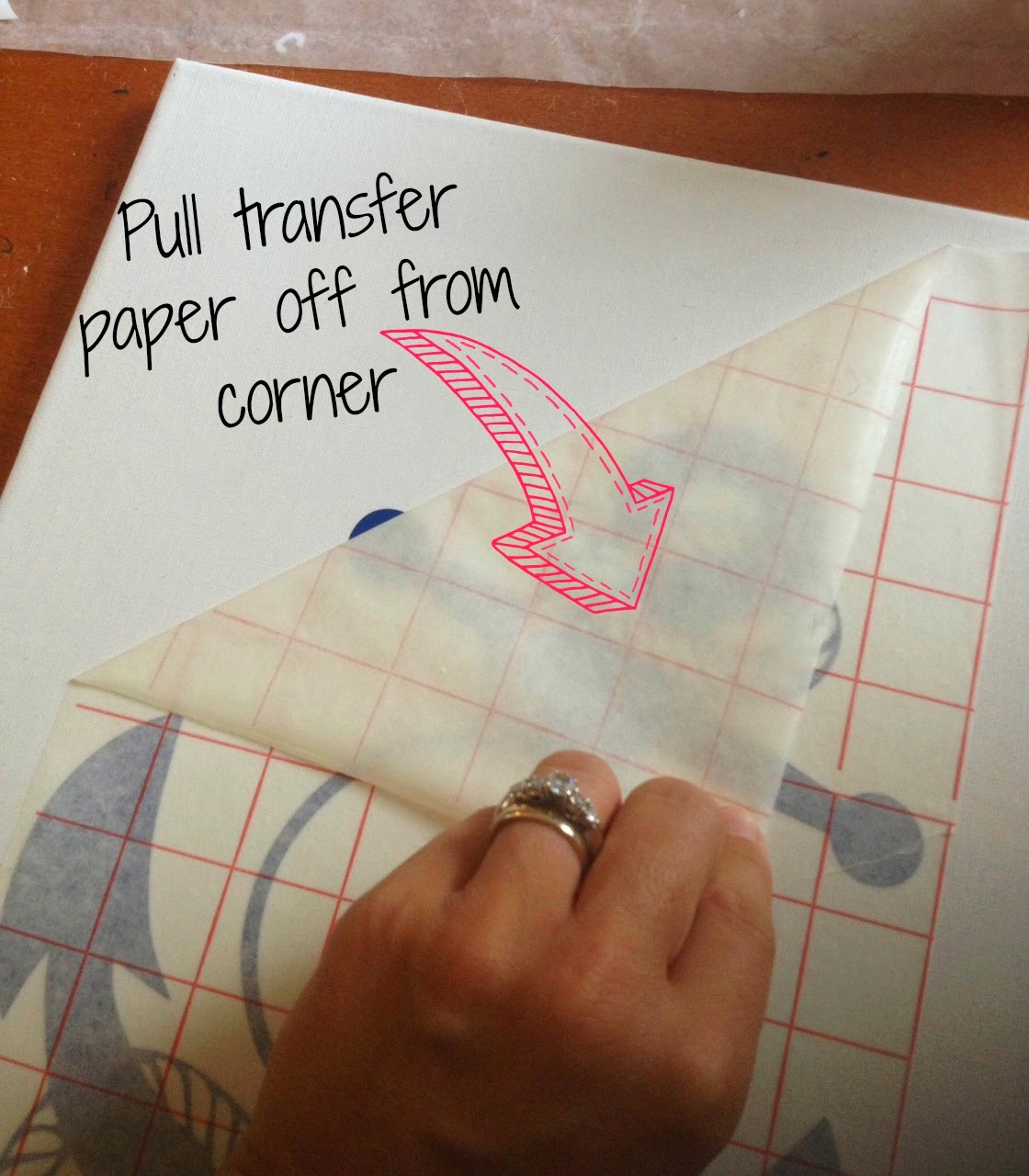 How to Use Transfer Paper with Vinyl