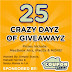 CouponCabin's 25 Crazy Dayz of Giveawayz: Win a Baby Prize Pack #CouponCabinHop