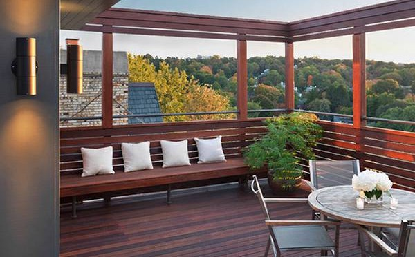 Hogar jardin y terraza for Terrazas madera