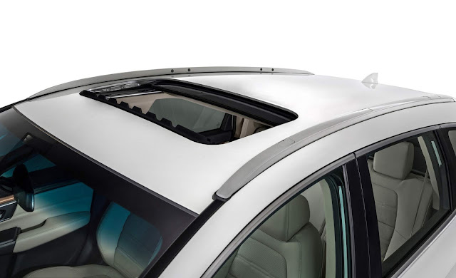 Novo Honda CR-V 2018 - teto solar