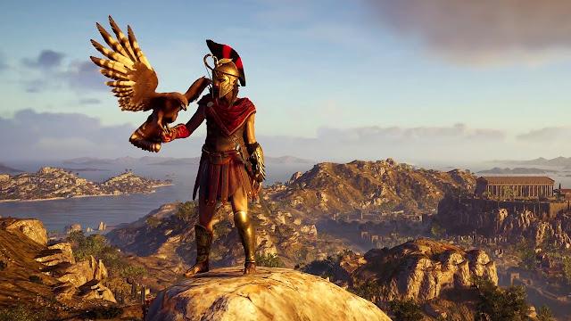 لنشاهد عرض بالفيديو مدته 15 دقيقة يكشف لنا محتوى لعبة Assassin's Creed Odyssey و تفاصيل أكثر ..