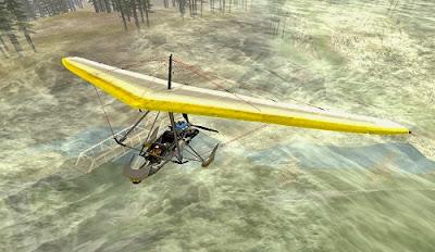 Mod Hang Glider