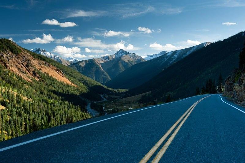 U. S. Route 550, 'The Million Dollar Highway – Colorado | Estados Unidos