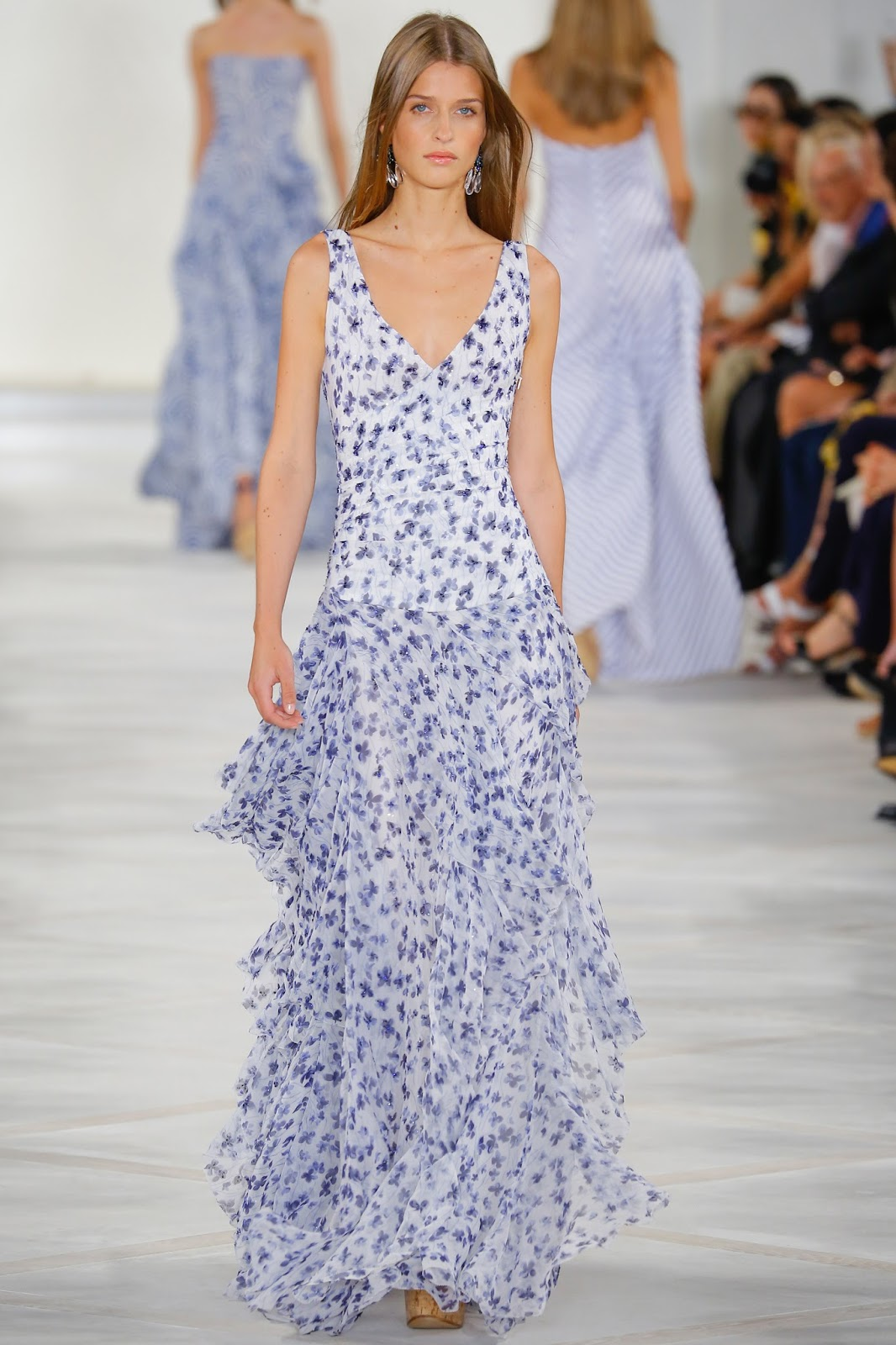 Ralph Lauren SS16, via fashionedbylove.co.uk british fashion blog