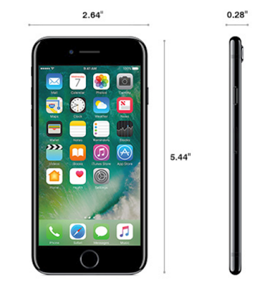 Apple iPhone 7 User guide