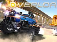 Overload 3D MOBA Car Shooting Mod Apk Terbaru