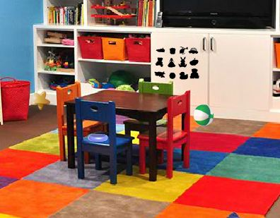 CrazeInGames Kids Room Es…