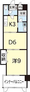 徳島市 徳島 シティ・ハウジング 賃貸 部屋探し 一人暮らし ステージア福島壱番館