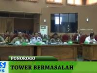 Warga Mlarak dan Besuki Protes Tower Telekomunikasi