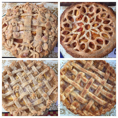 Collingswood Farmers' Market Peach Pie Contest 2018