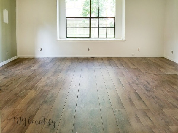new farmhouse floors