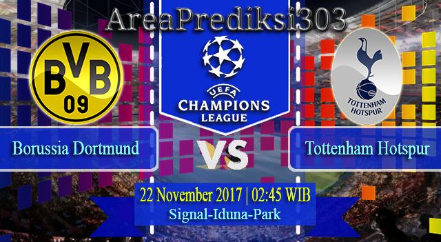 Prediksi Borussia Dortmund vs Tottenham Hotspur