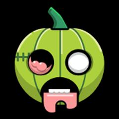 Pumpkin Patch - Halloween Emoji Meme