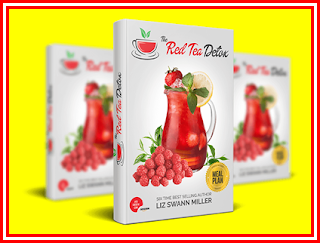 "increase metabolism and melt body fat with ""Red Tea Detox"""