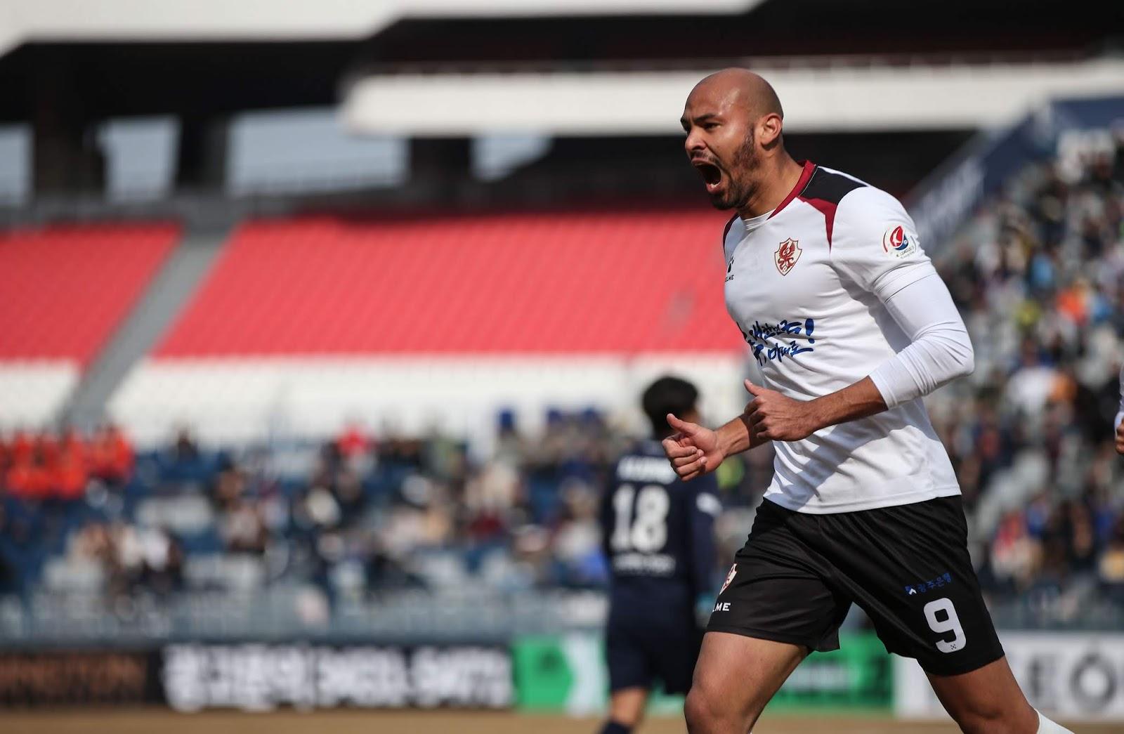 Preview: Gwangju FC vs Asan Mugunghwa K League 2 Felipe