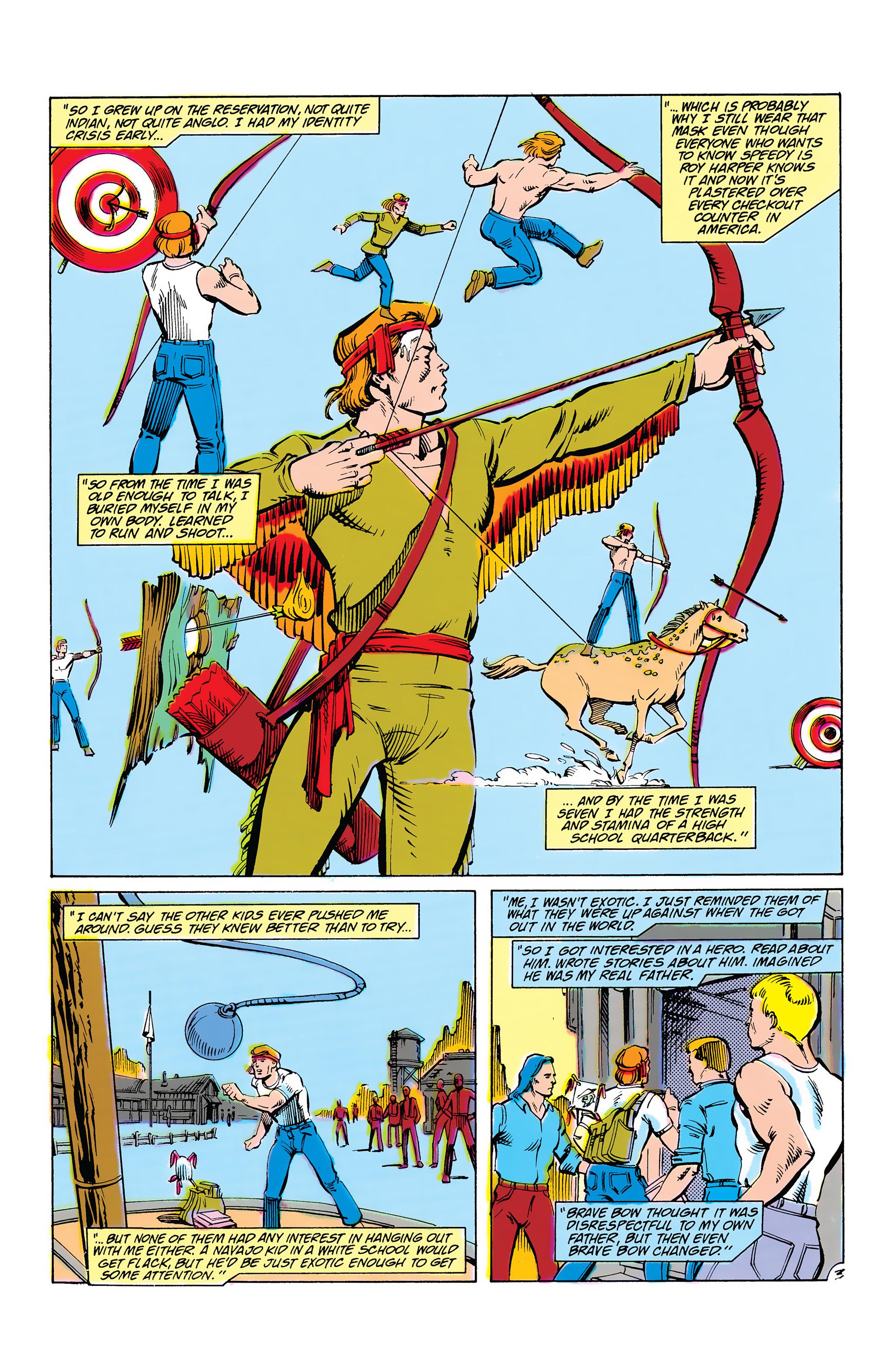Read online Secret Origins (1986) comic -  Issue #38 - 26