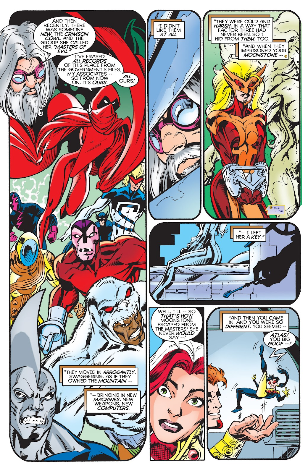 Read online Hawkeye & The Thunderbolts comic -  Issue # TPB 1 (Part 3) - 67