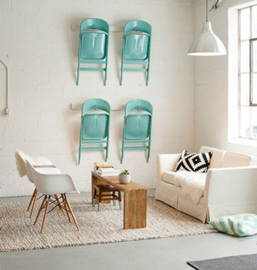 Delightful These Ladies All Have Great Tutorials On How To Revamp That Ugly Folding  Chair!