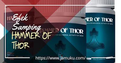 efek samping Hammer of Thor asli