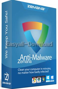 Zemana AntiMalware Premium 2.70.2.591 [Full Patch] โปรแกรมป้องกันและกำจัดมัลแวล์