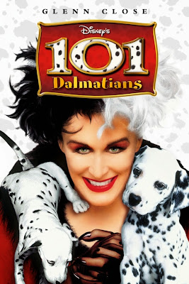 Poster Of 101 Dalmatians (1996) In Hindi Dubbed 300MB Compressed Small Size Pc Movie Free Download Only At worldfree4u.com