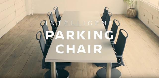 日産、センサーを使い自動で元の位置に戻る駐車支援システムをイスに搭載!