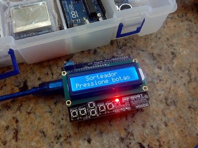 Sorteador com Arduino