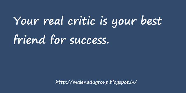 10 best quotes on critics