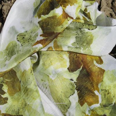 ecoprint ecoprinting stampa vegetale corsi corso