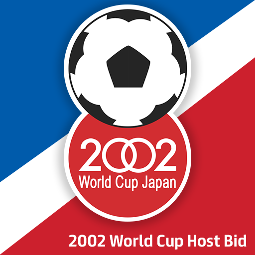2002 WORLD CUP HOST BID LOGO