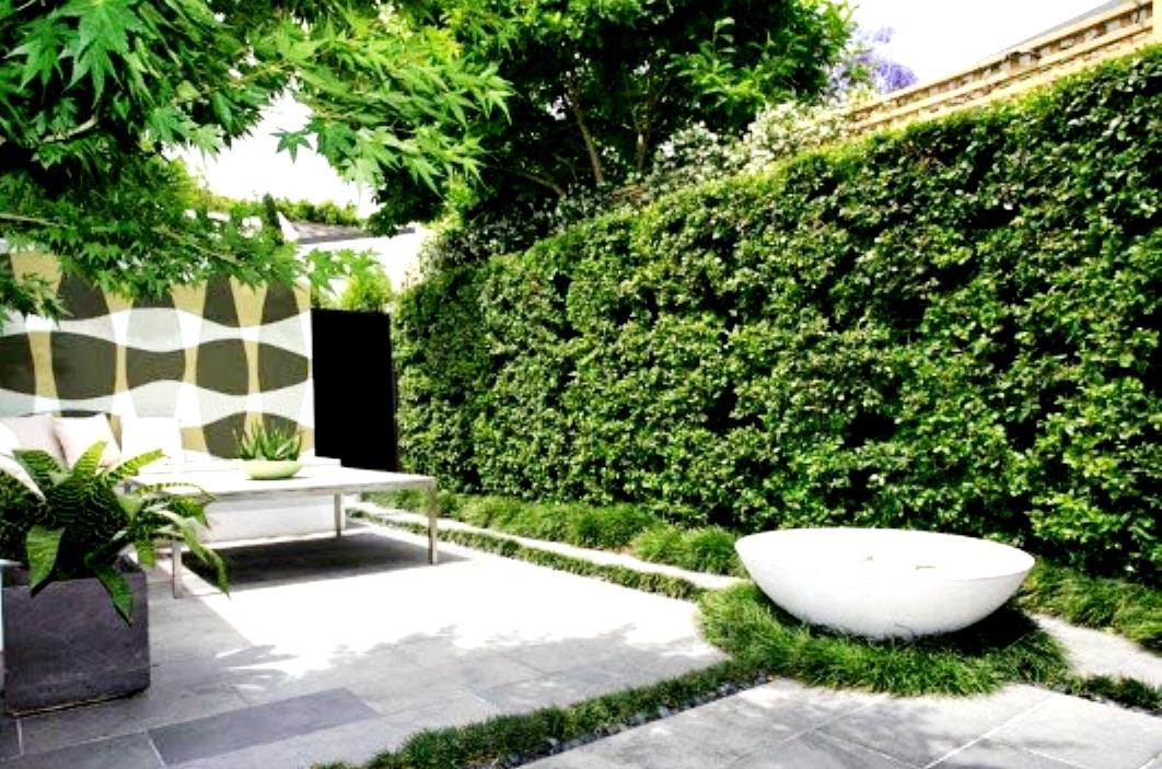 El jard n minimalista caracter sticas e ideas - Disenar jardin online ...
