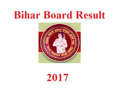 Bihar Board Result 2017