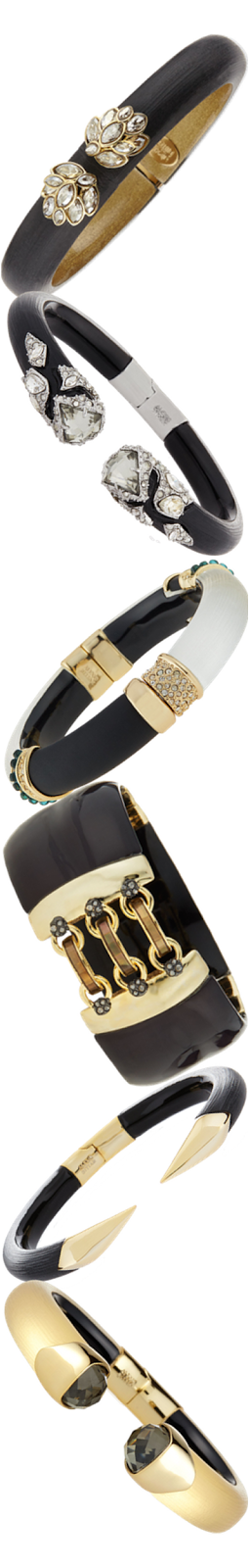 Alexis Bittar Assorted Bangles