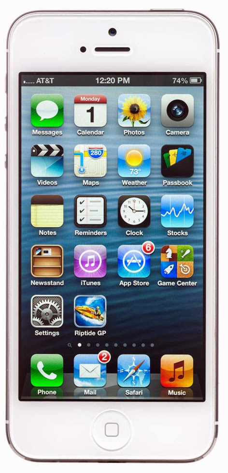 Harga HP Baru dan Bekas iPhone 5