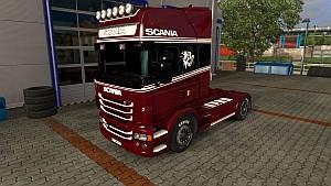 Scania RJL Griffin' V8 (EviL)