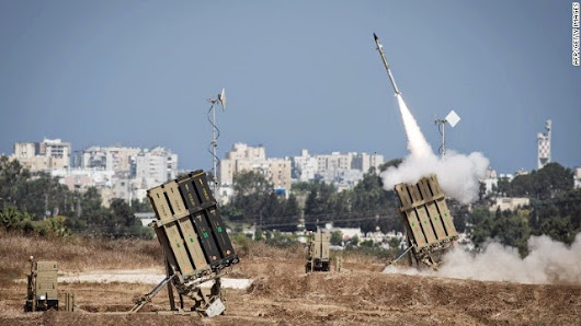 ISREAL'S IRON DOME TECHNOLOGY  ~ TECH IN LAB.