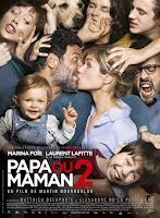 Papa ou maman 2, Martin Bourboulon, comédie, FLE, le FLE en un 'clic'