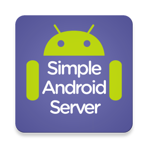 Latest version of simple andriod server