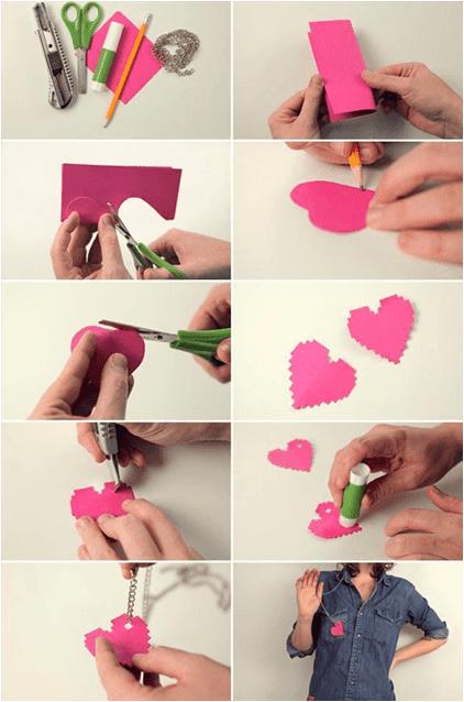 Sevgiliye sürpriz hediye yapımı