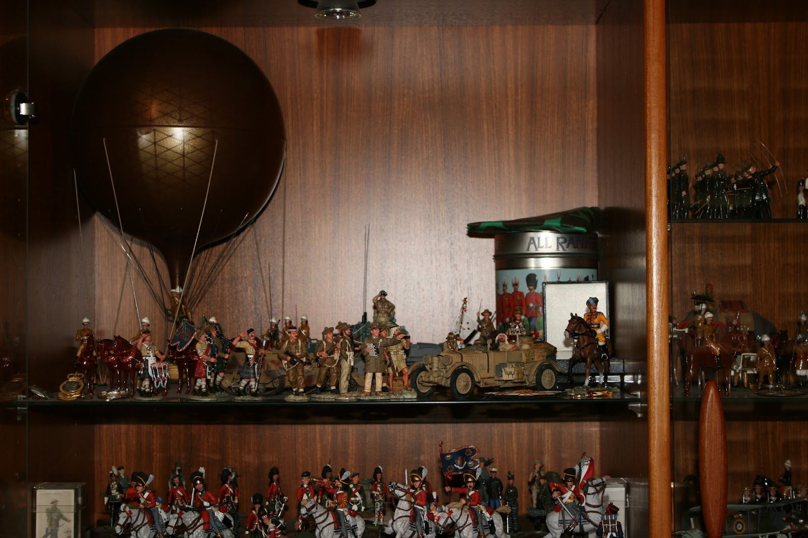 Arnhem Jim: An Addendum to Collecting Toy Soldiers/Military