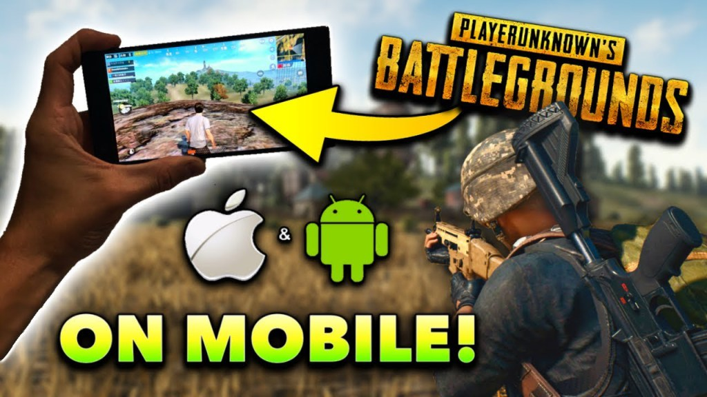 Player Unknown's Battlegrounds (PUBG) Full Android Game+Data+Obb