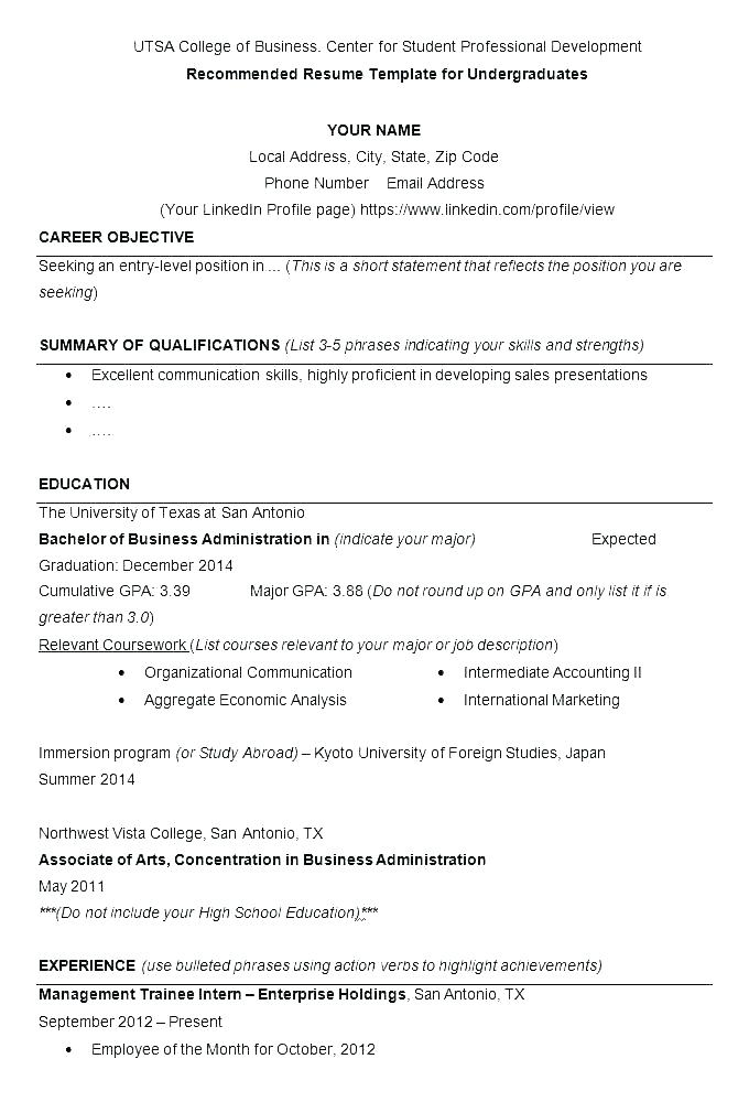 Apa Resume Format Sample Lebenslauf Vorlage Site